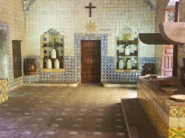 cocina convento santa rosa