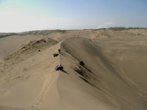 dunas del sabanal cima