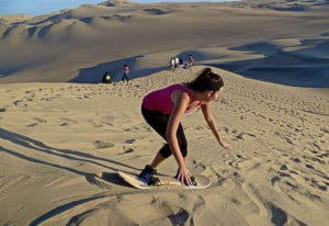 dunas del sabanal sanboard