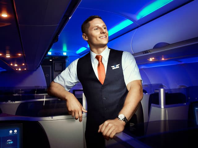 flight attendant jeblue