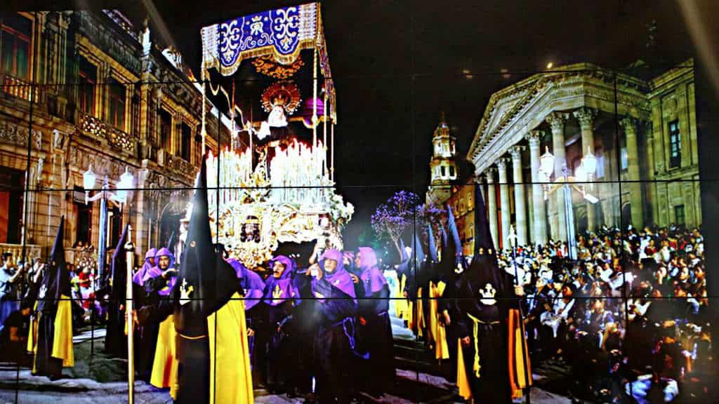 procesion San Luis Potosi semana santa