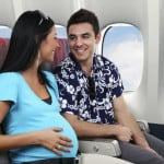 volar embarazada reglas