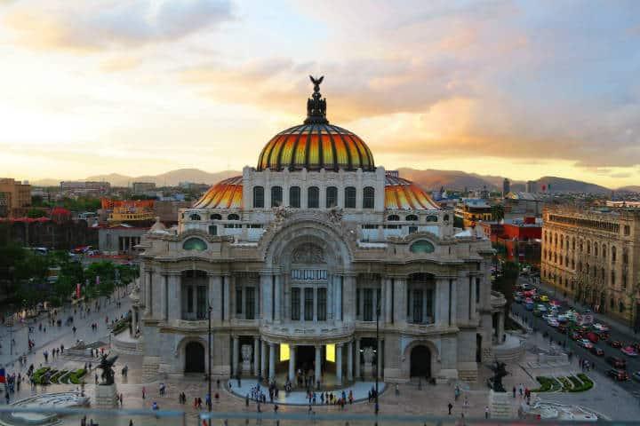 Bellas Artes. Foto: David Carballar
