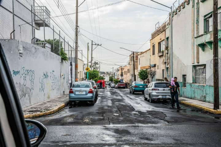 Calles de México Foto: Jack Sharp