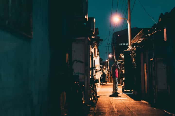 Caminata Nocturna. Foto: Zhang Kaiyv