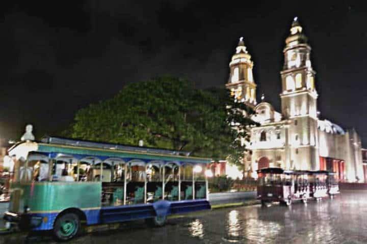 Campeche. Foto. Archivo 9