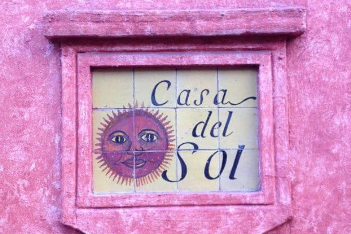 Casa del sol. Foto: Archivo