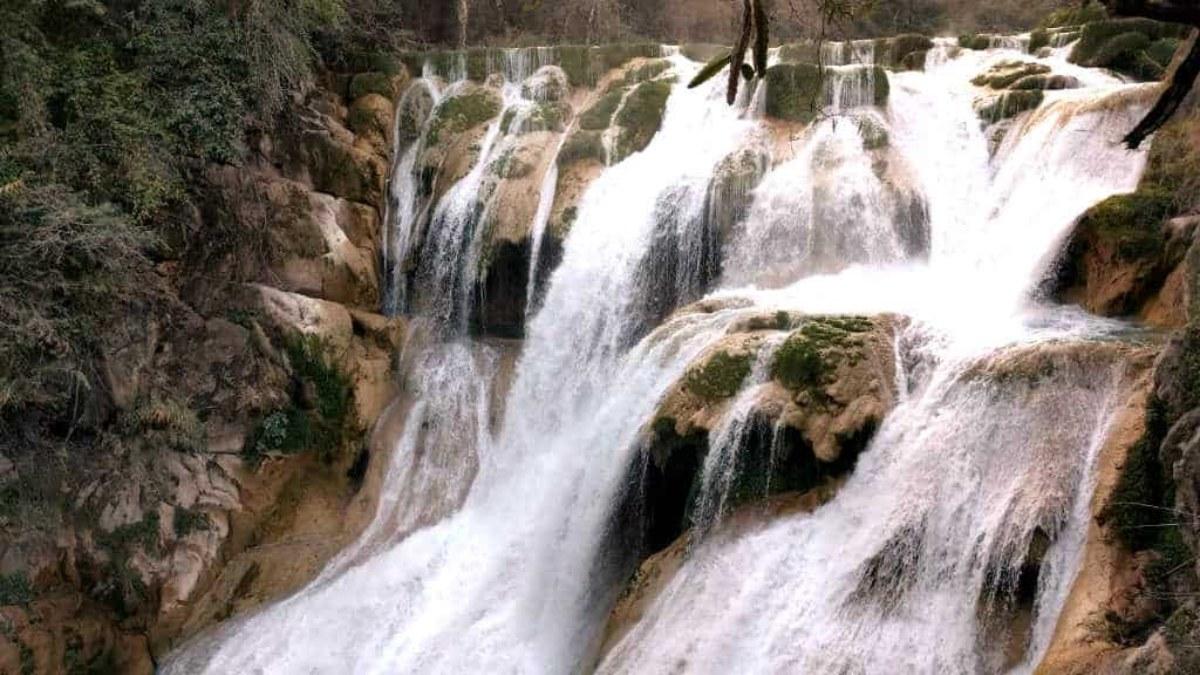 Cascada El Meco. Foto: Archivo