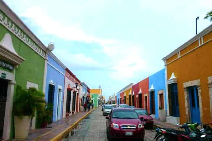 Centro de Campeche. Foto. Archivo 2