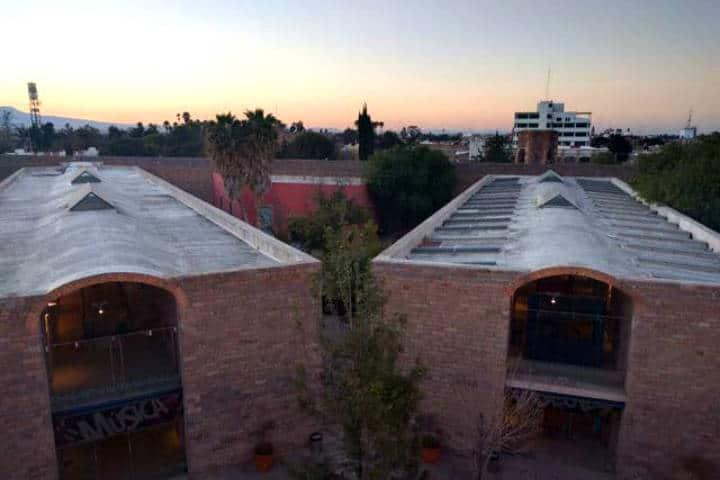 Centro de las Artes S.L.P. Foto. Archivo 5