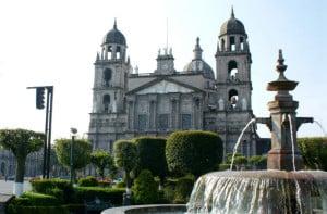 Ciudad de Toluca Catedral centro
