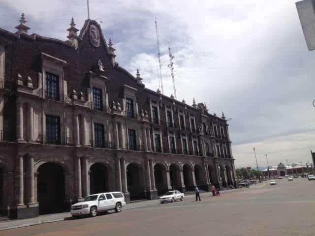 Ciudad de Toluca Palacio
