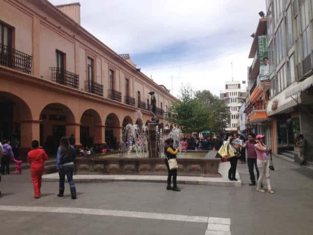 Ciudad de Toluca calles