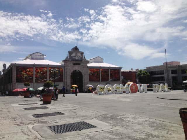 Ciudad de Toluca explanada