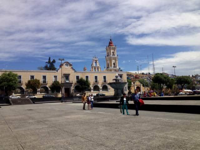 Ciudad de Toluca plaza