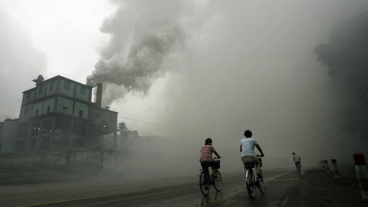 Ciudades más contaminadas del mundo. Foto: Archivo