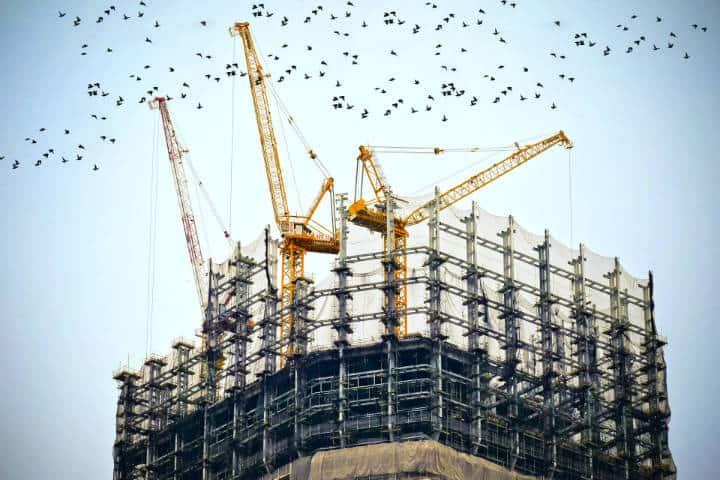 Construcción. Foto: Danist