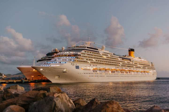 Crucero. Foto: Julia Volk