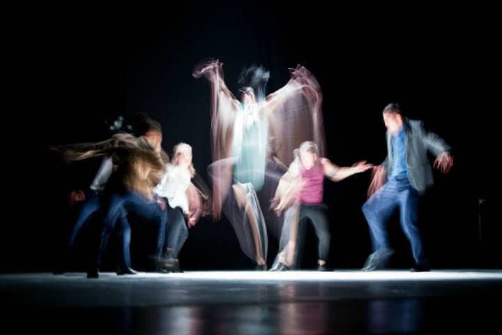 Danza. Foto: Ahmad Odeh