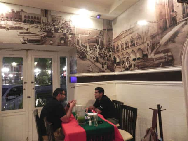 El Bastión Restaurante Campeche 10