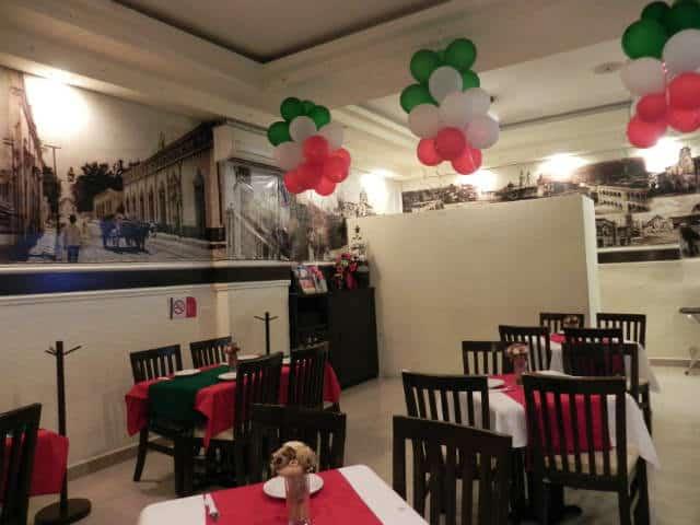 El Bastión Restaurante Campeche 11