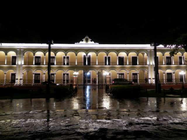 El Bastión Restaurante Campeche 17