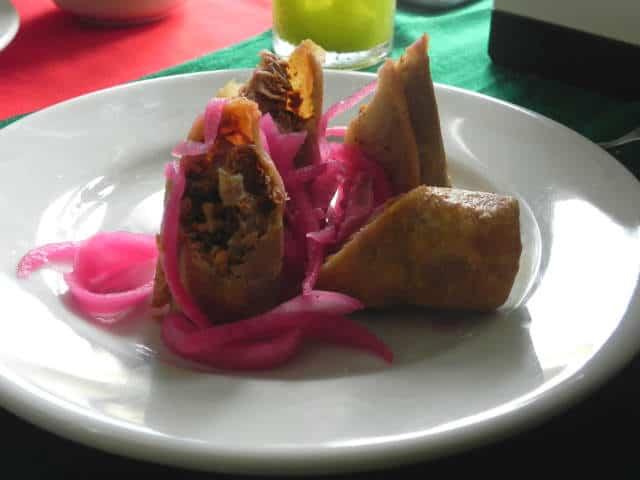 El Bastión Restaurante Campeche 4