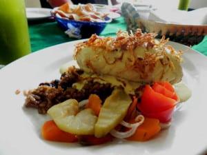 El Bastión Restaurante Campeche 7