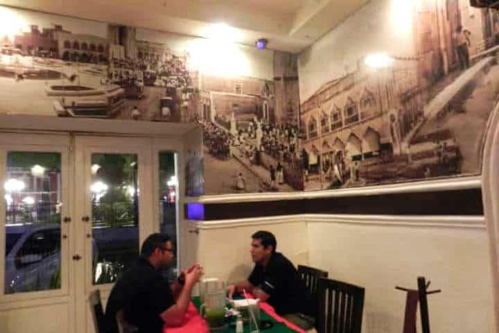 El Bastión Restaurante Campeche. Foto. Archivo 10