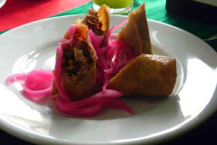 El Bastión Restaurante Campeche.Foto. Archivo 3