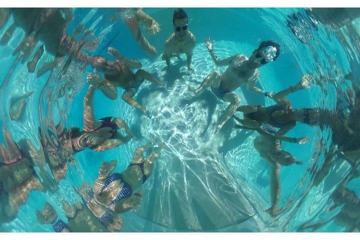 Debajo del mar