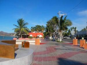 Malecon La Paz recorrido Foto Steven y Darusha