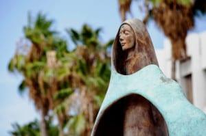 Malecon La Paz reina de los mares Foto Tenaja