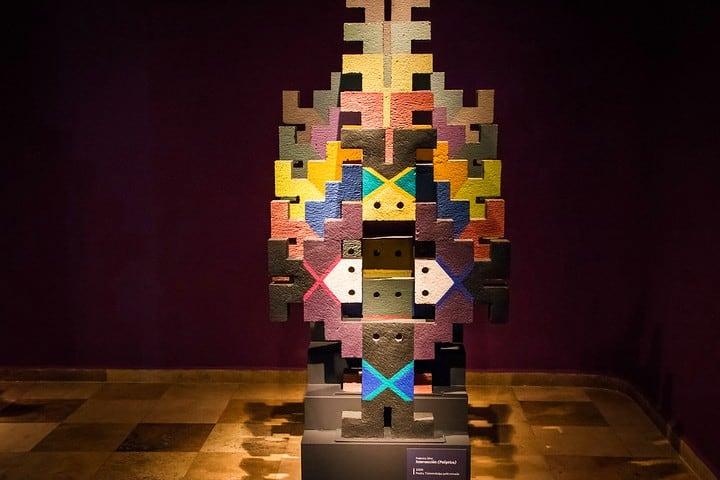 Exposición Museo Federico Silva en San Luis Potosí. Foto: Archivo