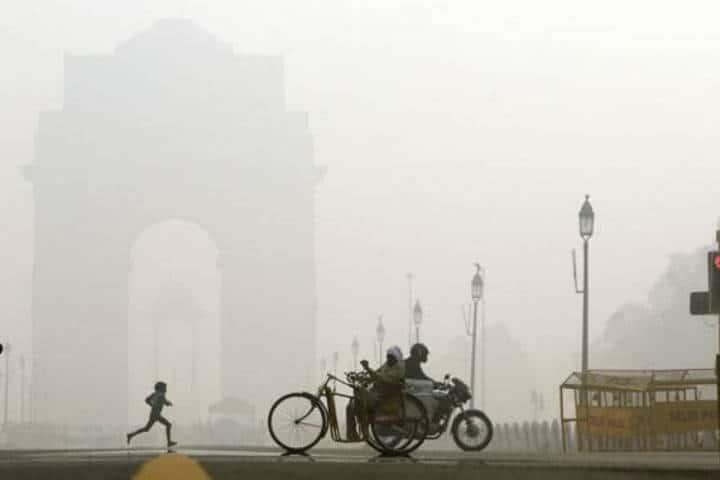 Nueva Delhi. Foto: Archivo