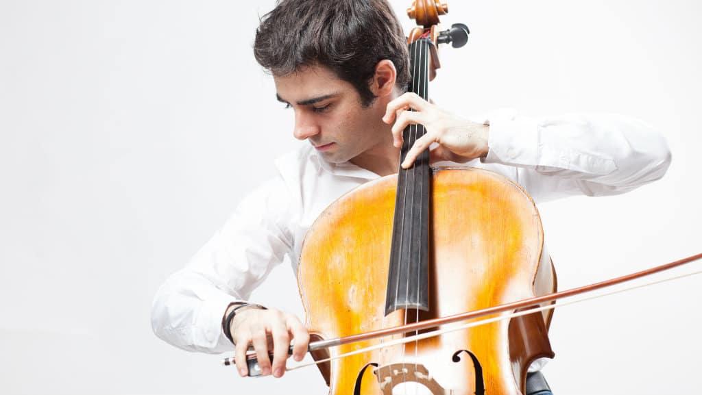 Pablo Ferrández violonchelo