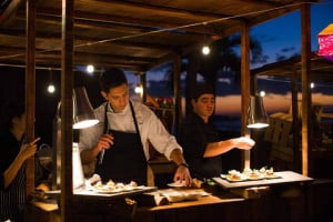 Punta Mita chef Four Seasons