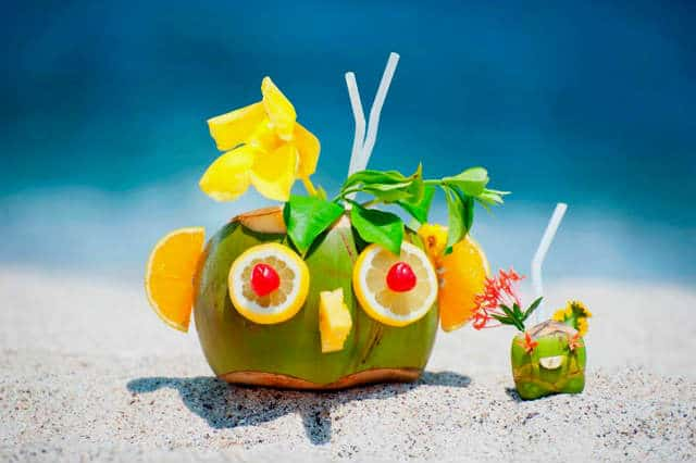 Punta Mita cocos Four Seasons