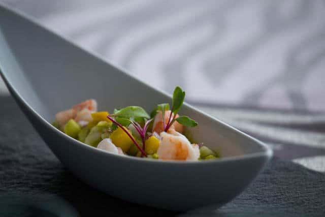 Punta Mita gastronomia Four Seasons