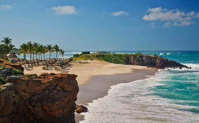 Punta Mita playa Four Seasons