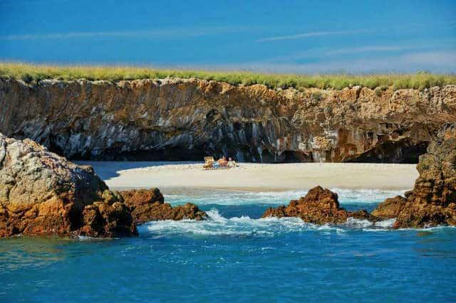 Punta Mita playa exclusiva Four Seasons
