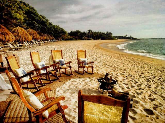 Punta Mita playa mita Four Seasons