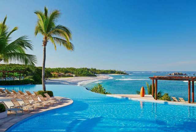 Punta Mita resort Four Seasons