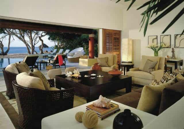 Punta Mita suite Four Seasons