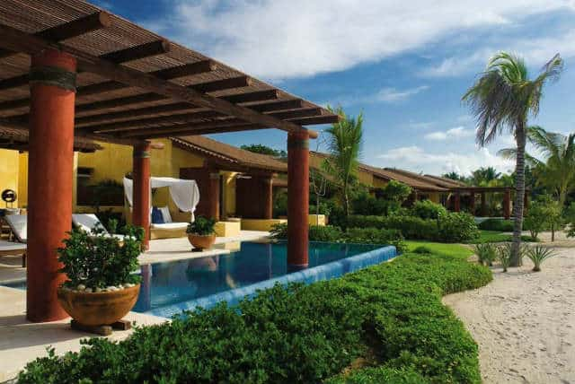 Punta Mita villas Four Seasons