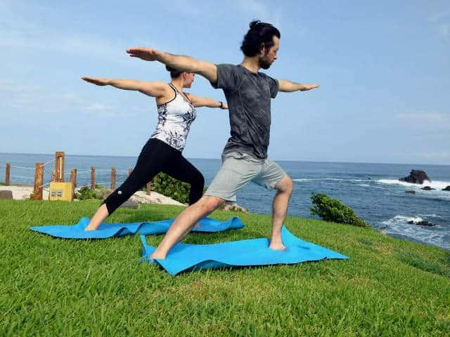 Punta Mita yoga Four Seasons