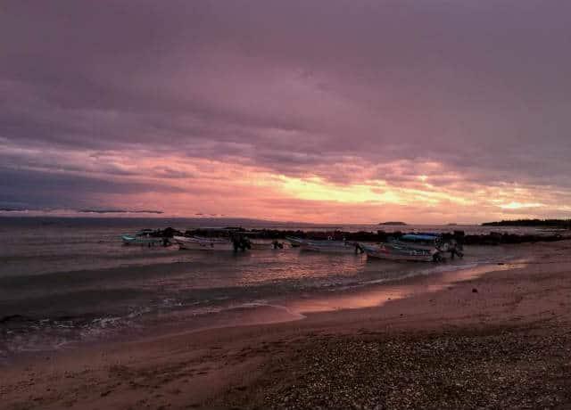 Punta de Mita playa