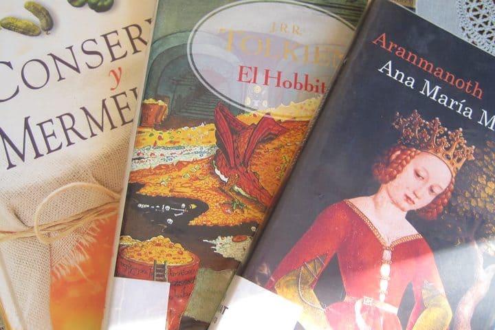 Libros para viaje