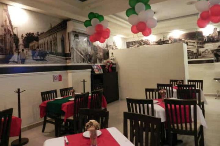 Restaurante El Bastión en Campeche. Foto: Archivo