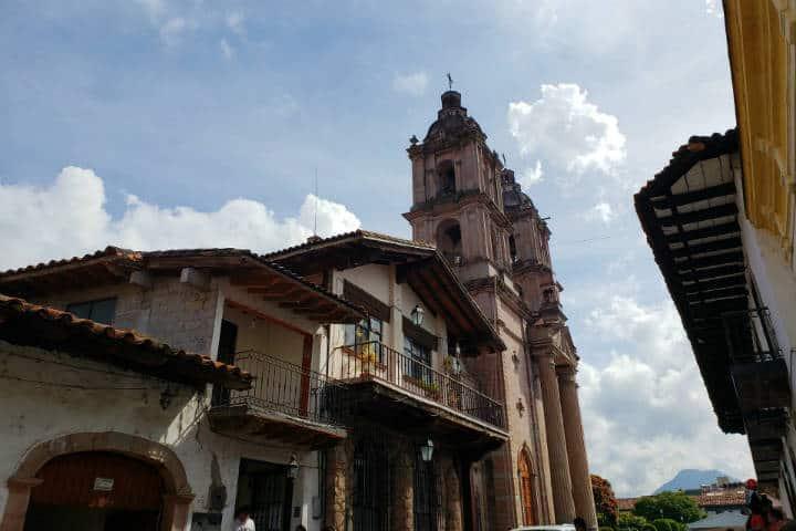 Valle de Bravo. Foto: Juan Carlos Garces